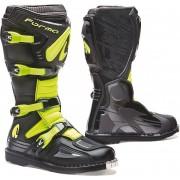 Forma Terrain Evo MX / Enduro botas Negro Amarillo 40