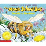 The Magic School Bus Inside a Beehive, Hardcover/Joanna Cole