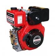 Ugradni motor 186F - dizel 12 KS (radilica fi25mm L72,2mm)