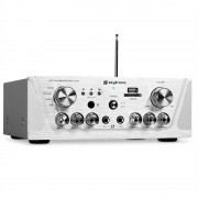 SKYTRONIC 103.131 компактен HI-FI PA караоке усилвател MP3 USB SD 400W (Sky-103.131)