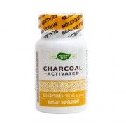 ACTIVATED CHARCOAL (High Adsorbency) 100 Capsules
