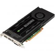 Placa video nVidia Quadro K4000 3 GB GDDR5 - second hand