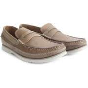 Clarks Kendrick Ride Nubuck Men Loafers For Men(Brown)
