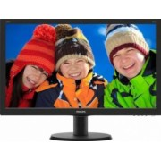 Monitor LED 23.8 Philips 240V5QDSB/00 Full HD IPS HDMI Negru