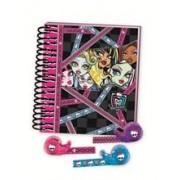 Monster High Jurnal Tapeffiti - Fashion Angels