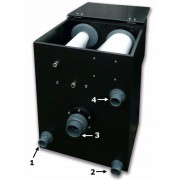 Filtru Aquaforte BioFleece 300