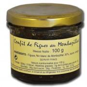 Mon Epicerie Fine de Teroir Confit de figues au monbazillac