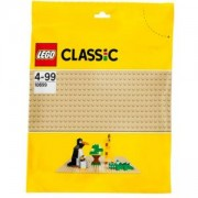 Строителна плочка ЛЕГО КЛАСИК - Пясъчен фундамент, LEGO Classic, 10699