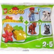 ЛЕГО Дупло Ферма с фигурка изненада, LEGO Duplo Farm, 30067