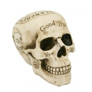 koponya (dekoráció) - Ouija divination skull - 766-7057