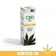 Canoil CBD Olie 5% (500 MG) 10ML FS Hennepzaad Olie 0% THC