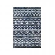 Tapijt Florence - blauw - 200x290 cm - Leen Bakker