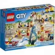Конструктор ЛЕГО СИТИ - Пакет с хора – забавление на плажа, LEGO City, 60153