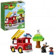 LEGO DUPLO Mijn Eigen Stad 10901 Brandweertruck (4117652)