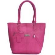 Vogue Nation Hand-held Bag(Pink)