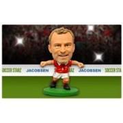 Figurina Soccerstarz Denmark Lars Jacobsen