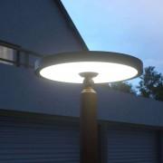 Lampenwelt.com Zeer moderne LED lantaarnpaal Akito