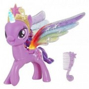 Jucarie My Little Pony Twilight Sparkle Rainbow Wings E2928 Hasbro