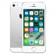 Begagnad iPhone SE 32GB Silver Olåst i Toppskick Klass A
