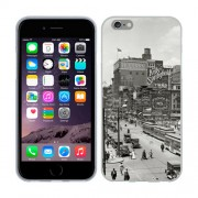 Husa iPhone 6 iPhone 6S Silicon Gel Tpu Model Vintage City