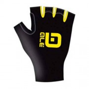 ale Guantes Ale Chrono Gloves Yellow Fluor / Black