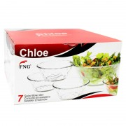 Conjunto Para Saladas Chloe Com 07 Peças REF-387
