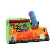 Puzzle - Locomotiva de tren