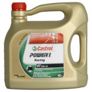 Castrol POWER 1 Racing 4T 10W-50 4 Litro Bidone