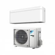 Daikin Climatizzatore/Condizionatore Daikin Monosplit Parete Stylish Inverter 12000 btu White FTXA35AW/RXA35A