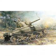 1/72 M4A1 Sherman Tank