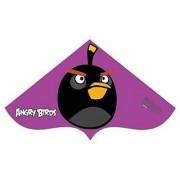 X-Kites SkyDelta 42 Angry Birds Kite-Black Bird