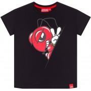 GP-Racing 93 Ant Kids T-Shirt Black Grey 2 - 3