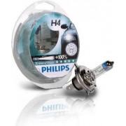 Philips Żarówka H4 X-tremeVision + 60/55W [12V] (2 szt.) PHILIPS