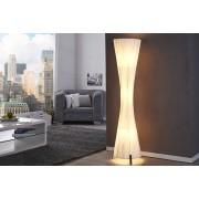 vloerlamp wit latex 160 cm
