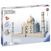 Ravensburger 12564 - tai mahal puzzle 3d, building