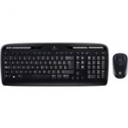Logitech MK330 RF Wireless QWERTY English Black