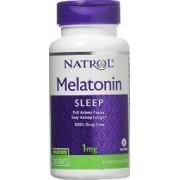 vitanatural melatonine natrol - 1 mg - 180 comprimés