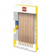 Bullyland LEGO® Bleistifte 9er Set