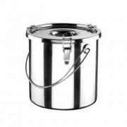 Marmita inox transport alimente 6 litri