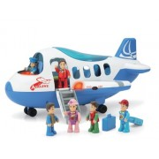 Happy Kid Toy Group Jet Plane Playset