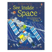 See Inside Space (Daynes Katie)(Cartonat) (9780746087596)