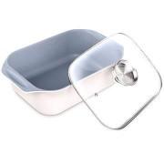 LAMART HL0803 Aroma sütőtál fedővel 8.5 liter
