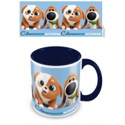 Cjay The Secret Life of Pets 2 Coloured Inner Mug Cuteness
