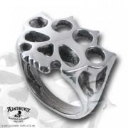 gyűrű Duster-Face - Alchemy Gótikus - ULR12