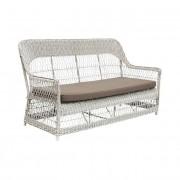 Sika-Design Dawn 3-sits soffa Vintage white, Sika-design