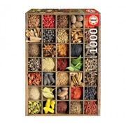 Puzzle Spices, 1000 piese