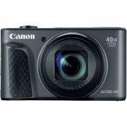 Canon Máquina Fotográfica Bridge PowerShot SX740 HS (Preto - 20.3 MP - ISO: 100 - ISO: 3200 - Zoom Ótico: 40x)