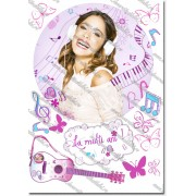 Imagine comestibila Violetta - 1