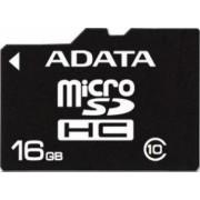 Card memorie ADATA microSDHC 16 GB Clasa 10