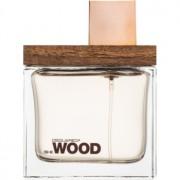 Dsquared2 She Wood Eau de Parfum para mulheres 50 ml